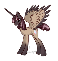 Point Commission: Luna Blossom by Sitrophe