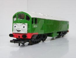 Boco the Diseasel by TheThomasModeller