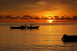 Fiji Fishermen by Arc-photography