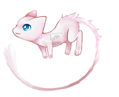 Mew by Esdren