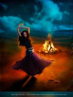 Dance Like a Dervish by Foxfires