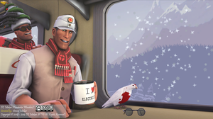SFM - TF2 - Holiday Art Collection Photo 1of4(TR) by denisemakar