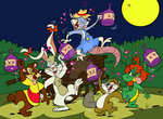 Moonshine party! by Foxlover91