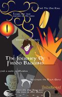 Frodo's Journey by johntheoddball