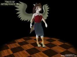 Anthro maker 3d Art by Snowbristle