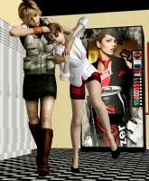 Come here!! by Ygure