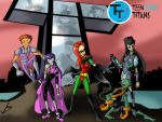 Teen Titans 2045 by Valkyrie1981