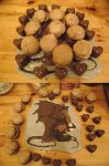 Chocolate Platter by Raitoyami