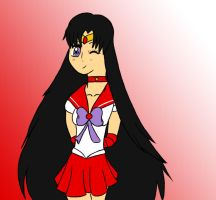 Sailor Mars ::Gift:: by day-dreamer-101