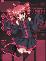 Colab: Teto Kasane by blackladybinary