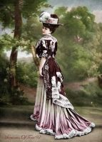 Edwardian Fashion by MemoriesOfTime97