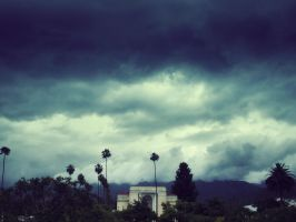 storm over calvary by ether