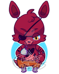 Five Nights at Freddy's Foxy by RootisTabootus