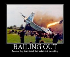 Bailing Out by boeingboeing2