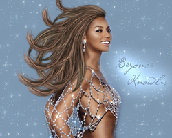 Beyonce Retouch by D-E-S-T-I-N-Y-0105