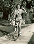 Eleanor Powell bicycle by slr1238