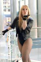 Black Canary: Happy Valentine's Day by RoxannaMeta