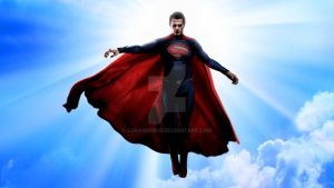 Man of Steel - Superman - Kingdom Come by LoganChico