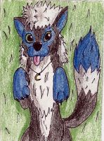 ACEO LadyViviane by Dragea