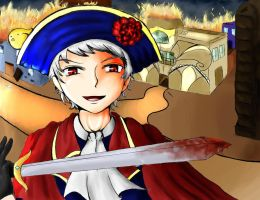 Prussia - Digital by crystalice96