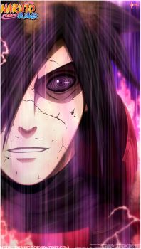Uchiha Madara - Full Power by DEIVISCC