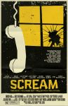 Scream poster by markwelser