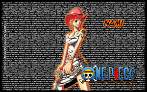 Nami Straw Hat Pirate - OP by TomOstry