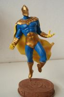 Dr. Fate from DC Comics by JokerZombie