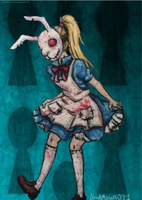 Alice!?! by LoudMouth321