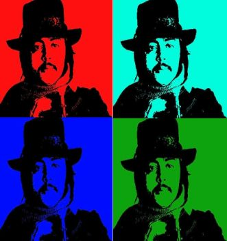 Chuck Mangione In Pop Art by freddie64