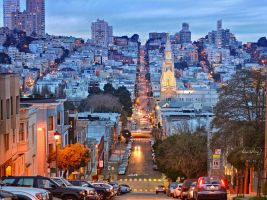 San Francisco City by tt83x