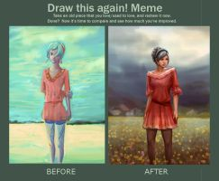 Draw this again 2011/2013 by cyantime