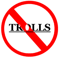 Say No To Trolls by Crestfrend