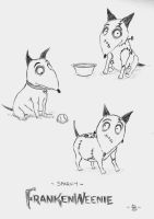 Sparky from Frankenweenie by unknown3173