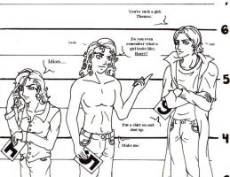 Dresden Files - Usual Suspects by MidnightFlame