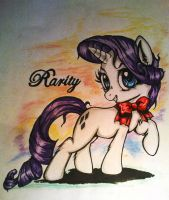 Rarity by Tomek2289