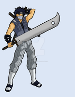 JB Strife - Colored Finished by sapphirekiss86