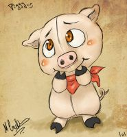 Lol piggy by dreammiadream