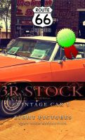 3R Stock - Vintage Car I by NEOkeitaro