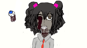 New look for the Voodoo doll killer by GodblessUSA1234567