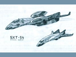 SXT-34 by TheXHS