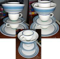 3 tier platter by RaheHeul