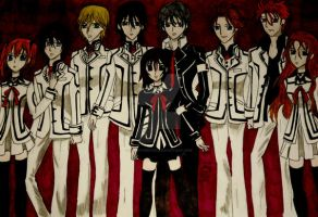 Vampire Knight by InkArtWriter
