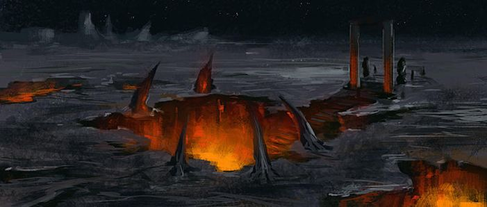 The Pits of Hell by noahbradley