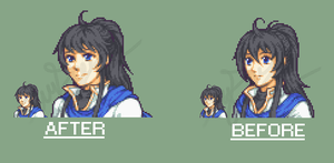 SPRITE THIS AGAIN! AMELIA EDITION! by AliceTheBRabbit