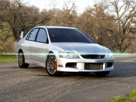 Smooth Evo IX by xXJohnnnYXx
