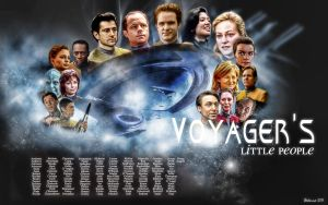 Voyager's Little People by Belanna42