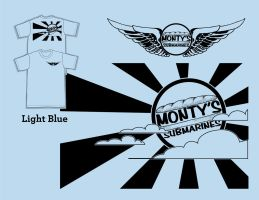 Air Force Monty's by artjte