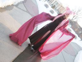 Wicked Lady: Tough Choice by pixiedustling