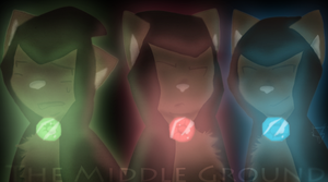 The Fake Trio by 16fps